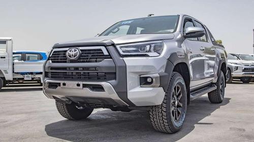Imagen 1 de 13 de (lhd) Toyota Hilux Rocco Dc 4 × 4 2.8d En 2021 - Gris