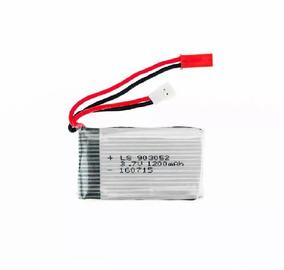 Bateria 1200mah Plug Duplo Syma X5 - X5c - X5sw - X5sc - X5s
