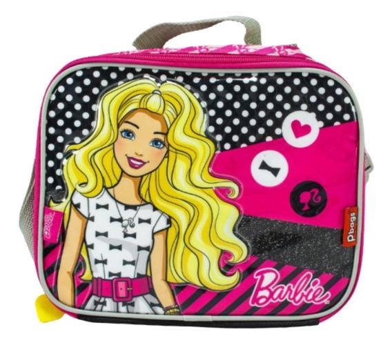 Lonchera Escolar Niña Barbie