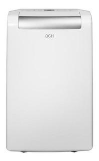 Aire acondicionado BGH Silent Air portátil frío/calor 3000 frigorías blanco BPM35WCQ