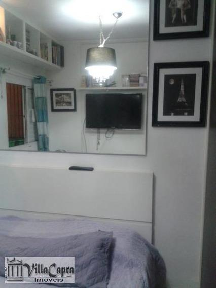 Apartamento Para Venda Em São José Dos Campos, Palmeiras De São José, 2 Dormitórios, 1 Banheiro, 1 Vaga - 1620v_1-953445