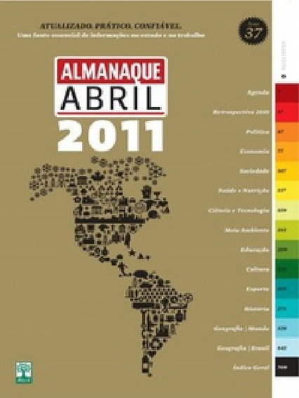 Almanaque Abril 2011