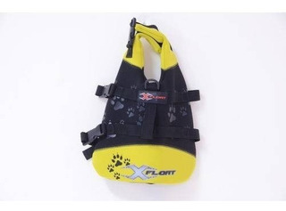 Colete Para Cachorro X-float Amarelo - Tam Pp