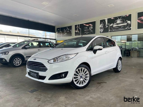 Ford New Fiesta Hatch Tit.plus 1.6 16v Flex Aut.