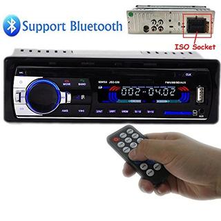 Polarlander Car Radio Audio Usb / Sd / Reproductor De Mp3 Re