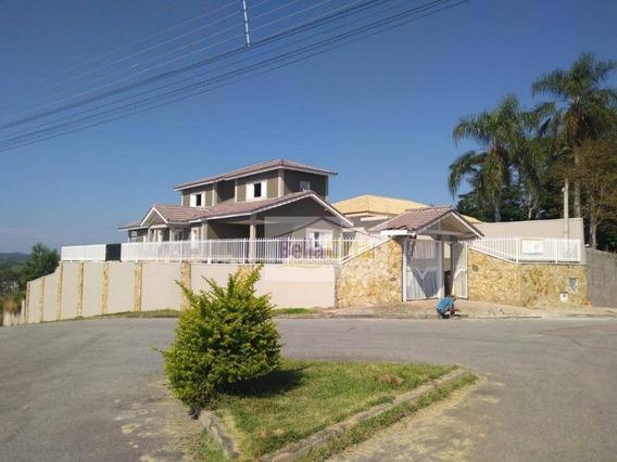 Casa À Venda, 250 M² Por R$ 750.000 - Rosa Helena - Igaratá/sp - Ca0628