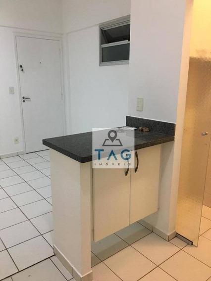 Apartamento Com 1 Dormitório À Venda, 58 M² Por R$ 240.000 - Ponte Preta - Campinas/sp - Ap0529