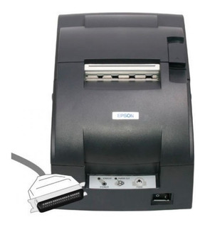 Nueva Miniprinter Epson Tm-u220pd-653 Ticket Matriz Paralela