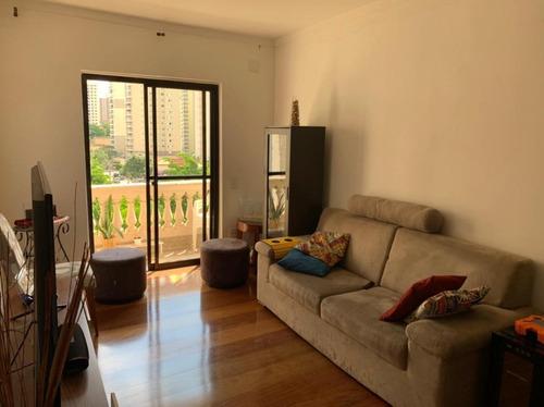 Imagem 1 de 20 de Apartamento Com 3 Dormitórios À Venda, 98 M² Por R$ 830.000,00 - Saúde - São Paulo/sp - Ap19734