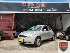 Ford Ka 1.6 Mpi Action 8v Gasolina 2p Manual