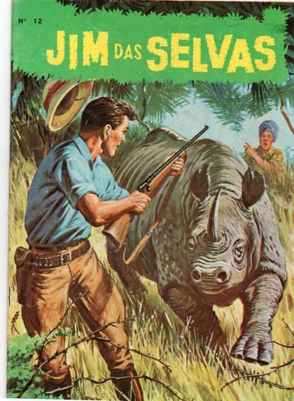 Jim Das Selvas Nº 12 - Lord Cochrane - Ótimo -frete Grátis