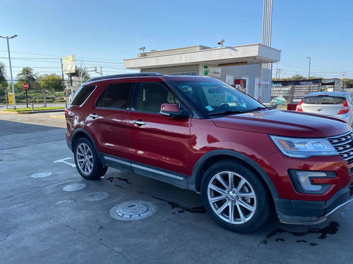Ford Explorer Limited Ecobost Limited