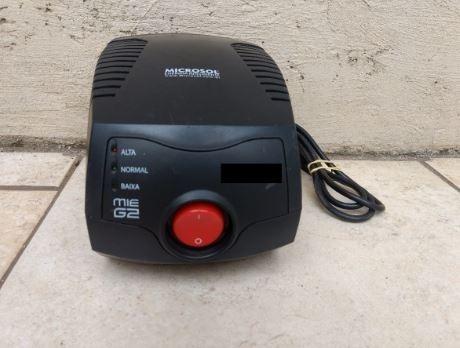 Estabilizador Módulo Isolador Original Microsol, 400va