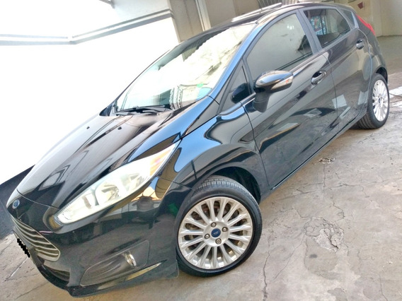 Ford Fiesta Kinetic Se Plus 2015 Automatico Full Permuto Pd