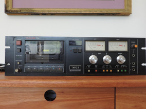 Tape Deck Tascam 112 (made In Japan)