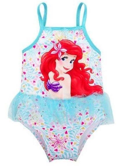 Maio Swimwear Traje De Banho - Sereia Ariel - Biquini