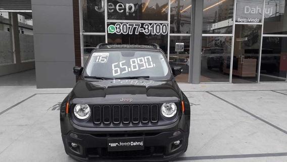 Jeep Renegade 1.8 Sport 75 Anos Flex Aut. 5p