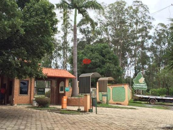 Lote 2565m² No Condomínio Vila Monte Verde
