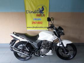 Dafra Riva 150 2017 Branca Branco Cg Fan Titan