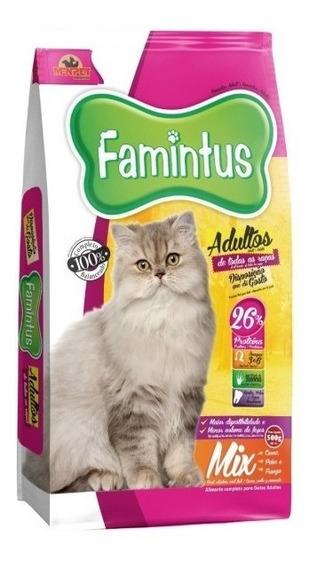 Ração Para Gatos Famintus 25kg