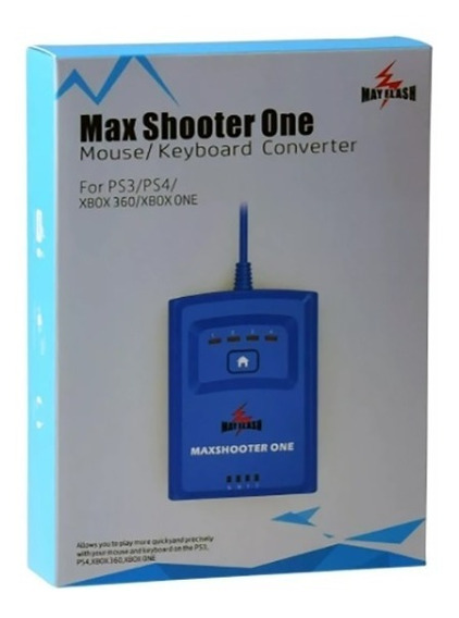 Console Max Shooter One | Ps3 4 | Xbox One 360 | Gamers 2019