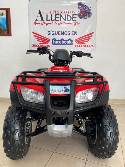 Honda Fourtrax 250cc, 2012, Impecable.-