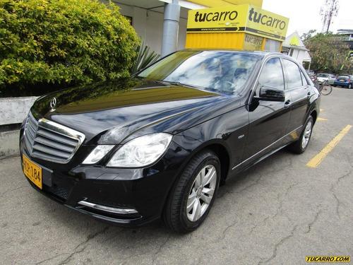 Mercedes Benz Clase E 220 Cdi  Diesel Automatico Sedan