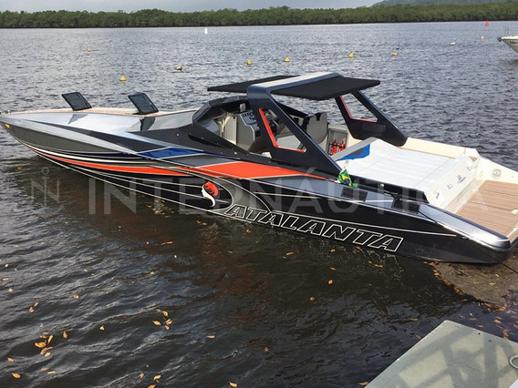 Magnum 39 2004 Axtor Cranchi Runner Force One Superboats