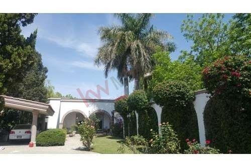 Residencia En Venta, Torreón Jardín, Casas En Venta Torreón