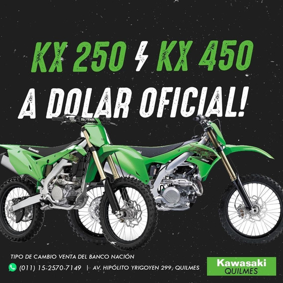 Kawasaki Kx 450 2020 0 Km No Honda Crf Yamaha Yz