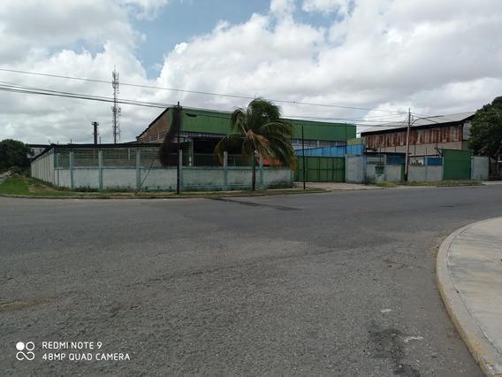 Galpon En Venta Zona Industrial I Avenida Principal