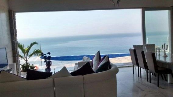 Venta Preciosa Casa En Brisas Del Marques Acapulco