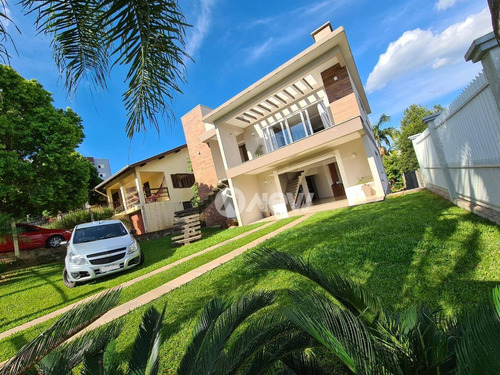 Casa Com 4 Dormitórios À Venda, 240 M² Por R$ 750.000,00 - Vista Alegre - Ivoti/rs - Ca3804