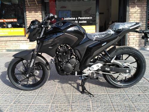 Yamaha Fz 25 Okm  Ahora 12 Y 18 Sin Interes