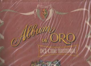 Album :de Oro Del Cine Mundial Año 1959