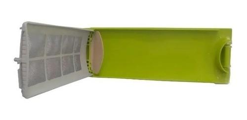 Filtro Atrapa Motas Lavadoras Haceb  As 380 Y As 420