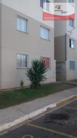 Apartamento Para Venda Em Alfenas, Jardim São Carlos, 2 Dormitórios, 1 Banheiro, 1 Vaga - 3006_1-1043085