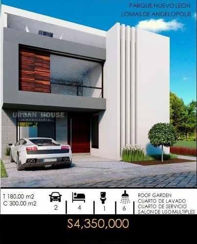 Casa En Venta Parque Nuevo León