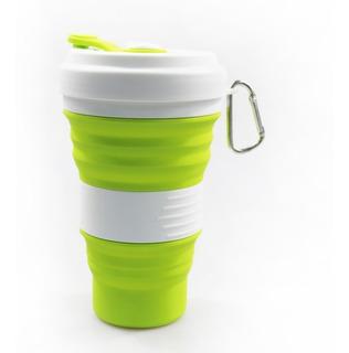 Termo / Vaso Plegable Anti-derrame Silicón Bebidas Regalo