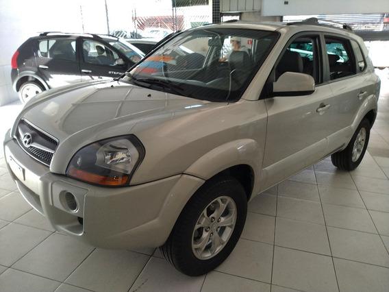 Hyundai Tucson Gls Automatica 2014 Prata 4pneus Novos