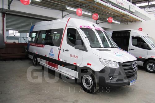 Imagem 1 de 11 de Mercedes-benz Sprinter 416 14m³ 21/22 16lug Suzano High Tech
