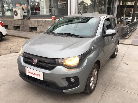 Fiat Mobi 2018 1.0 Easy Pack Top Usados Taraborelli