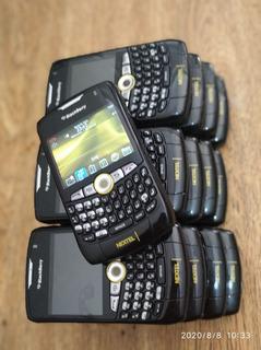 Lote Blackberry Curve 8350i Mais Motorola Titanium