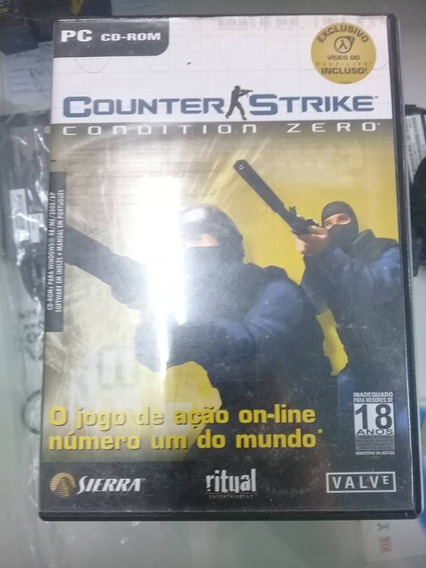 Counter - Strike Condition Zero - Pc - Original