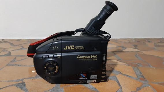 Filmadora Jvc Vhs C Gr Ax808 Pra Retirar Peças No Estado