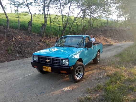 Camioneta Chevrolet Luv Modelo 85 Original