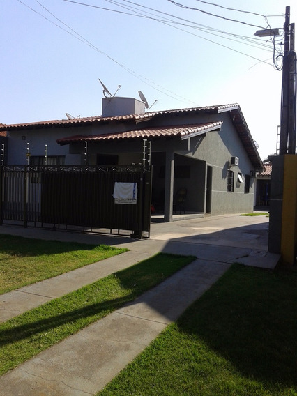 Casa Vendo Troco Dourados Entre Unigran E Colég. Imacul.conc