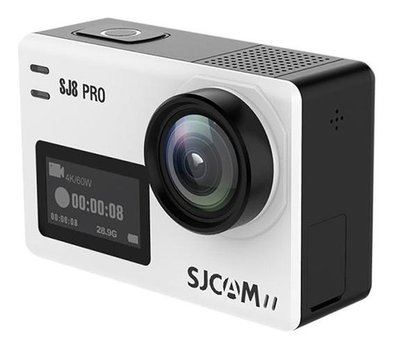 Câmera De Ação Sjcam Sj8 Pro 12mp Ultrahd 4k 2.33 Original