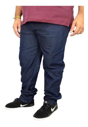 Imagem 1 de 3 de Calça Jeans Masculina Tamanho Grande 50 Ao 68 Plus Size