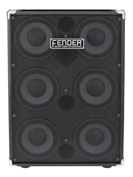 Caja Bajo Fender 610 Pro Cabinet Eminence 6x10 Sale%